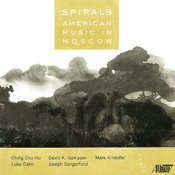 Spirals: American Music In Moscow Songs