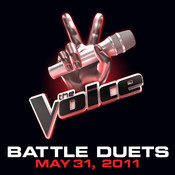 Battle Duets – May 31, 2011 (The Voice Performances) Songs