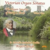 Victorian Organ Sonatas - Vol 3 - The Organ Of St. Patrick's Cathedral, Dublin, Ireland Songs