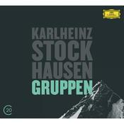 Kurtág: Grabstein für Stephan, Op. 15; Stele, Op. 33 / Stockhausen: Gruppen Songs