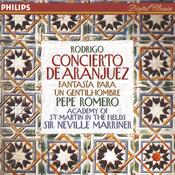 Rodrigo: Concierto de Aranjuez; Fantasía para un gentilhombre etc. Songs