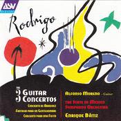 Rodrigo: The 3 Guitar Concertos - Concierto de Aranjuez; Fantasía para un Gentilhombre; Concierto para una Fiesta Songs