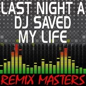 Last Night A Dj Saved My Life (Instrumental Version) [109 Bpm] Song