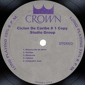 Ciclon De Caribe # 1 Copy Songs