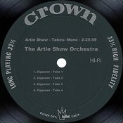 Artie Shaw - Takes In Mono - 2-26-59 Songs