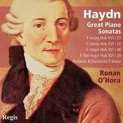 Haydn : Great Piano Sonatas Songs