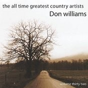 All Time Greatest Country Artists-Don Williams-Vol. 32 Songs