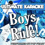 Ultimate Karaoke: Boys Rule! Songs