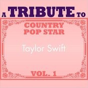 A Tribute To Country Pop Star Taylor Swift, Vol. 1 Songs