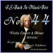 Violin Concert No1 A Minor Bwv1041 1st Mov Allegro Moderato Song