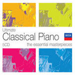 Ultimate Piano Classics (5 CDs) Songs