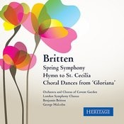 Britten: Hymn To The Virgin: Hymn To The Virgin Song