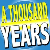 A Thousand Years (Originally Performed By Christina Perri)[Karaoke Version] Song