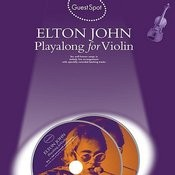 Playalong For Violin: Elton John Songs