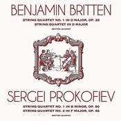 Britten & Prokofiev: 20th Century Strings Songs