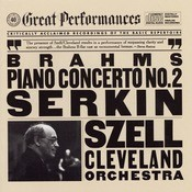 Brahms:  Concerto No. 2 In B-flat Major For Piano And Orchestra, Op. 83 Songs