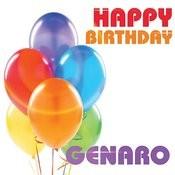 Happy Birthday Genaro Song