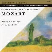 Great Concertos Of The Masters Mozart: Piano Concertos Nos. 23 & 27 Songs