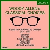 Woody Allen's Classical Choices, Vol. 1: 1971 - 1979 Songs