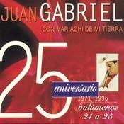 25 Aniversario 1971-1996 Edicion, Volumenes 21 A 25 Songs