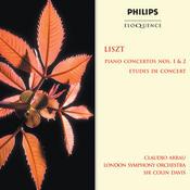 Liszt: Piano Concertos Nos. 1 & 2; Etudes De Concert Songs