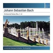 Bach: Orchestral Suites Nos. 1-4 Songs