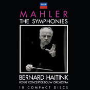 Mahler: The Symphonies ( 10 CDs) Songs
