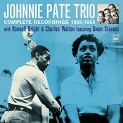Johnnie Pate Trio. Complete Recordings 1955-1956 Songs
