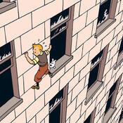 Tintin i Amerika, del 10 Song