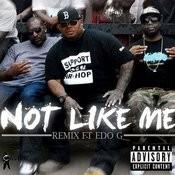 Not Like Me (Remix Radio Edit) Song