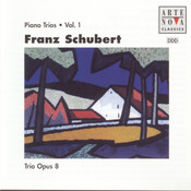 Schubert: Trio For Piano, Violin And Cello Vol. 1 Songs