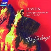 Haydn: String Quartets Op.33 Nos. 1,2,4 Songs