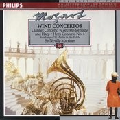Mozart: Wind Concertos Songs