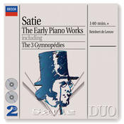 Satie: The Early Piano Works Songs