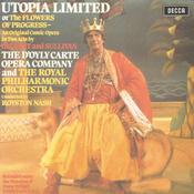 Gilbert & Sullivan: Utopia Ltd. ( 2 CDs) Songs