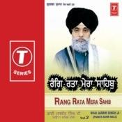 Rang Ratta Mera Sahib Songs