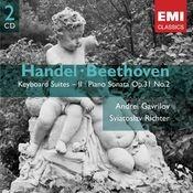 Handel: Keyboard Suites Vol. II - Beethoven: Piano Sonata Op.31 No.2 Songs
