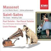 Massenet:Le Cid etc/Saint-Saëns:Le Cygne etc Songs