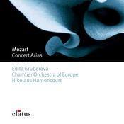 Mozart : Concert Arias (-  Elatus) Songs