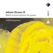 Strauss, Johann II : Waltz Transcriptions for Piano (APEX) Songs