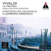 Vivaldi : Double & Triple Concertos, 'Il proteo' Songs