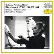 Mozart Divertimenti Kv 247 251 287 Songs