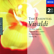 50 Greatest Works of Vivaldi Songs