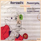 Scriabine/Moussorgsky/Clementi: Piano Music Songs