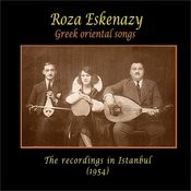Greek Oriental Songs The Recordings In Istanbul, 1954 Songs