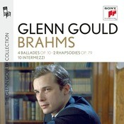 Brahms: 4 Ballades, 2 Rhapsodies & Intermezzi Songs