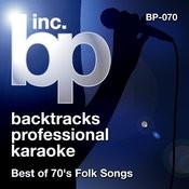 Karaoke - Best of 70's Folk Songs Songs