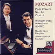 Concerto No. 3 In D Major, K. 40, 1. Allegro Maestoso Song