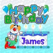 Happy Birthday James Songs