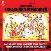 Treasured Memories Songs